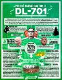 ¿Por que acabar Hoy con el DL-701?